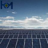 Verre trempé de 3,2 mm Arc solaire avec FPS, SGS, l'ISO