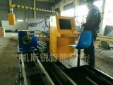 Maquinaria del Corte-apagado del plasma del CNC del tubo de 3 ejes