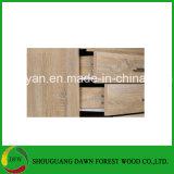 熱い販売2017新しいデザイン安く木の4つの引出しの整理箪笥