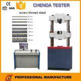 Machine de test de traction de matériel de tuyau métallique