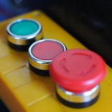 Do tampão hidráulico dos bulbos do diodo emissor de luz da mangueira da potência do Finn do Ce máquina de friso