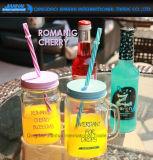 Choc Graver-Personnalisé en verre de boissons de maçon pour le cadeau de mariage