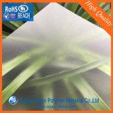 Mate de hojas de PVC transparente personalizado para etiquetas de precio de impresión offset.