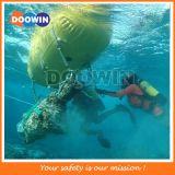 Bolso subacuático de la elevación de aire del salvamento de marina