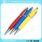 3 in 1 azionamento dell'istantaneo del USB della penna di tocco dello stilo (ZYF1750)