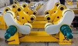管タンクのための自動調整式の溶接の回転子のターンロール
