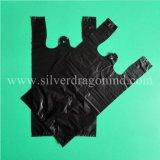 Kundenspezifische LDPE/HDPE Plastikshirt-Beutel, Berufshersteller