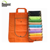 Portátil Packable poliéster Bolsa plegable para ir de compras