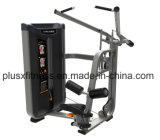 El lat J303 tira hacia abajo/equipo de la aptitud/gimnasia/máquina del edificio/pérdida comercial del uso/de peso
