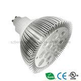 Licht het van uitstekende kwaliteit van het PARI met GU10 de Basis van de Lamp