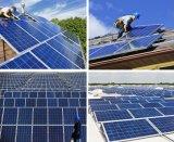 100 Вт в режиме монохромной печати полимерная солнечная панель с хорошим качеством и конкурентоспособной на заводе в Австралии, Россия, Пакистан и Афганистан, Иран, Нигерии и Индии и т.д.