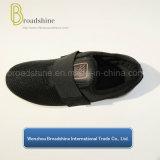 Chaussures de course de sports de femmes avec la semelle injectée par PVC (ES191705)