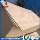 madeira compensada comercial do eucalipto de 18mm com alta qualidade
