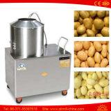 Edelstahl-süsse Kartoffel-Schalen-Waschmaschine-elektrische Kartoffel Peeler