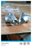 ASTM Wp304のステンレス鋼のまっすぐな管のティー