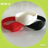 イベントの札をつけることのためのWrs05 IコードSli-L Nxp RFIDの腕時計の札(GYRFID)
