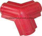 Toiture en PVC en plastique ondulé automatique de l'extrudeuse de feuille