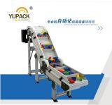 Het neigen van Systeem van de Transportband van de Riem van de Vorm van de Industrie Z van het Speelgoed van het Stuk speelgoed het Modulaire