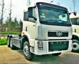 トラックヘッド、貨物自動車のトラック、大型トラック、6X4トラクターのトラックFAW