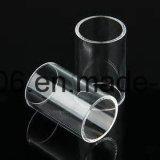 Réservoir transparent de chapeau en verre de Pyrex d'atomiseur