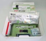 Relyx entscheidender Clicker anhaftender Harz-Kleber, Probeinstallationssatz (lichtdurchlässig)