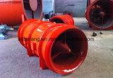Ventilatore assiale protetto contro le esplosioni Fbd6.3/2X22 per il traforo
