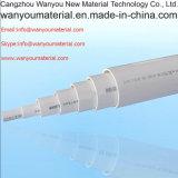 Tubes en PVC / tuyaux industriels en PVC à la meilleure qualité / tuyaux en plastique