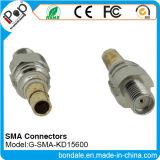 Connecteur coaxial de connecteurs de SMA Kd15600 pour des connecteurs de SMA