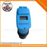 O medidor de nível de ultra-sons para água, leite e de petróleo
