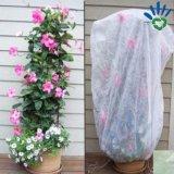 Coperchio non tessuto della pianta di agricoltura dei pp con il coperchio UV del giardino di trattamento