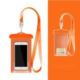Sac imperméable à l'eau de téléphone mobile coloré pour le téléphone androïde (XHC-020)