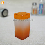 Mini vaso cilindrico della spezia per uso quotidiano