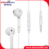 Kopfhörer des Handy-Zubehör-Gerät-3.5mm mit Zeile Steuerung
