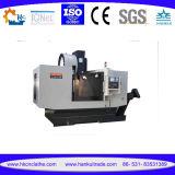 Máquina de trituração pequena econômica Vmc420L do CNC da maneira dura