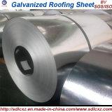 Регулярно блесточка гальванизированная стальная катушка