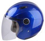 Novo capacete ABS para motociclo