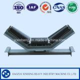 Niedrige Friktions-Stahlförderanlagen-Rolle mit Rahmen
