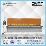 scherende hydraulische scherende Stahlmaschine der Metall6x3200 Maschinen-6mm