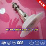 Copo de borracha da sução do gancho da curva feita sob encomenda da extremidade do metal (SWCPU-R-SC832)