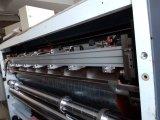 1 van de Automatische Voer Golf Kartonnen reeks Apparatuur van de Druk (met het Inlassen)