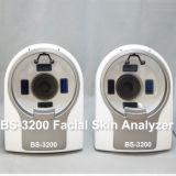 Machine professionnelle de loupe d'analyseur de peau du visage du Portable BS-3200 3D