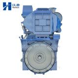 Двигатель дизеля WP12C Weichai Deutz морской для сосуда (корабля, рыбацкой лодки, etc)