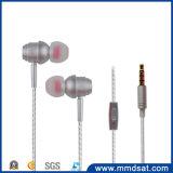 Plus défunt écouteur clair en métal de la basse Me-07