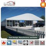 10X50m大きい党のための頑丈なPVC玄関ひさしのテント