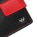 Бумажник кожаный людей способа (EU4215)