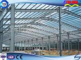 La construcción de prefabricados con estructura de acero espacial Long-Span