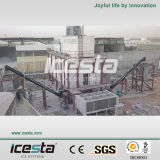 Eis-Hersteller-Pflanze der Kapazitäts-50ton große