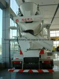 8cbm 구체 믹서 트럭