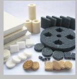 Casting를 위한 Sic/Al2O3/Zirconia/MGO Ceramic Foam Filter