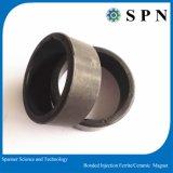 Permanenter Ferrit-Magnet/geklebter Magne/Einspritzung-Magnet-Plastikring für Motor